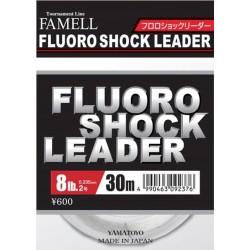 FAMELL FLUORO SHOCK LEADER...